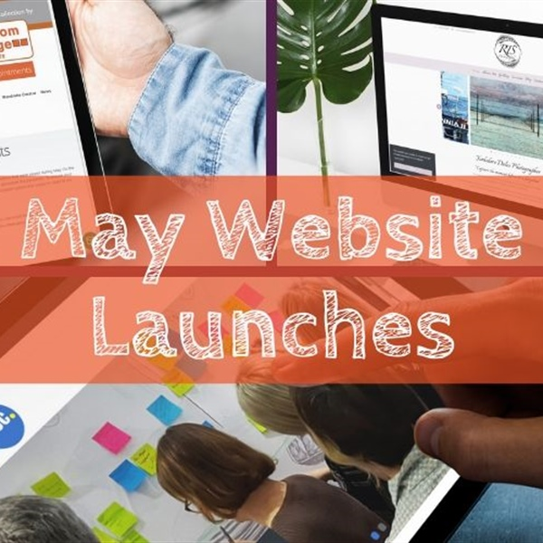 May Website Launches